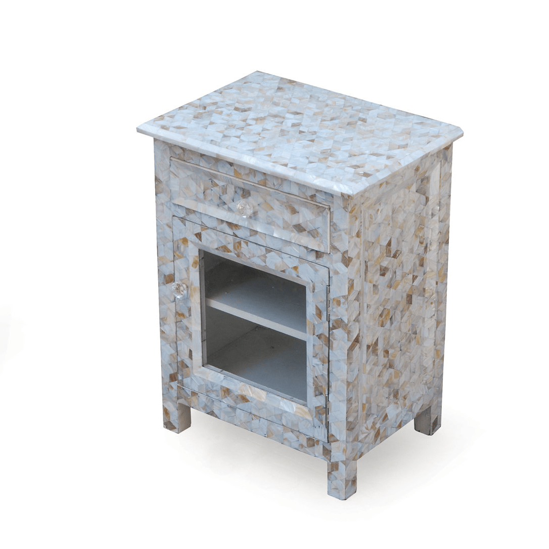Pearl Collection side table