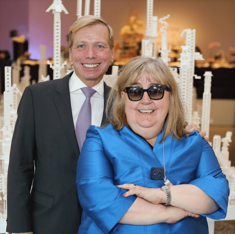 News, Mayor Sylvester Turner Inauguration, Jan. 2016, MFAH, Jonathan Glus, Cindy Clifford