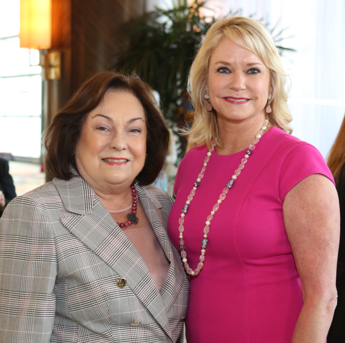 News, Shelby, Child Advocates Angels of Hope luncheon, Dec. 2015, Rose Cullen, Katie Cullen