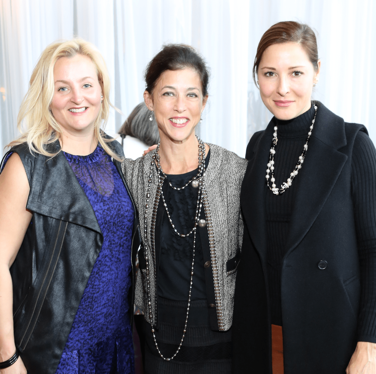 News, Shelby, Child Advocates Angels of Hope luncheon, Dec. 2015, Rebecca Hunt.Judy Farrell.Delores Cavatore.