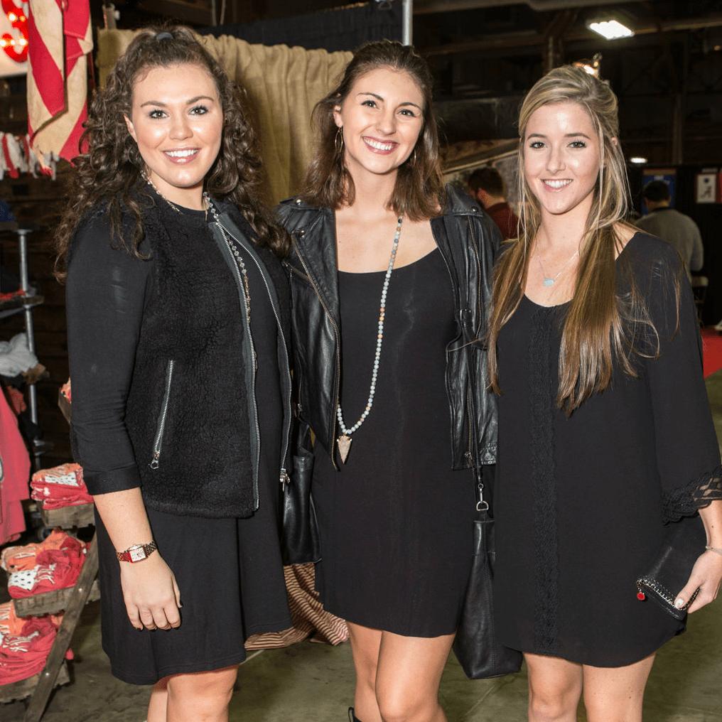 Angela Vanderslice, Cabell Hickman, Michelle Benz