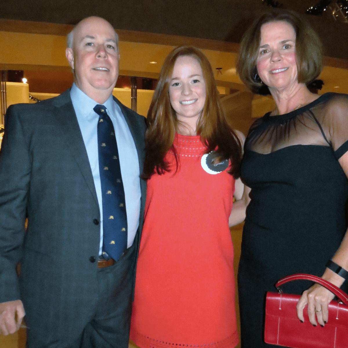 John Stone, Callie Stone, Lisa Stone
