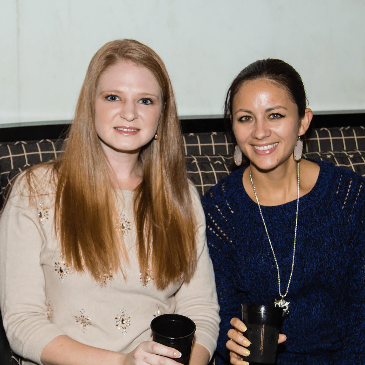 Vanessa Caudill, Stephanie Nguyen