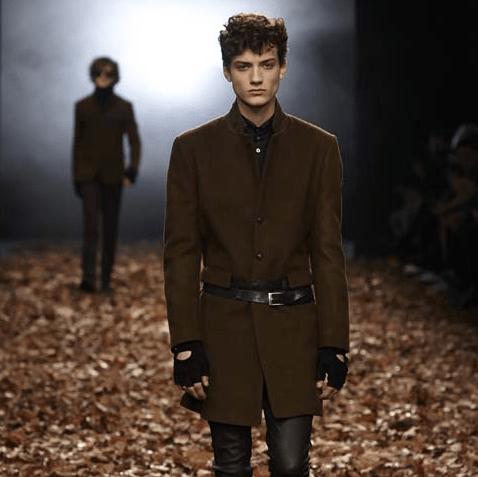 John Varvatos Bob Dylan coat
