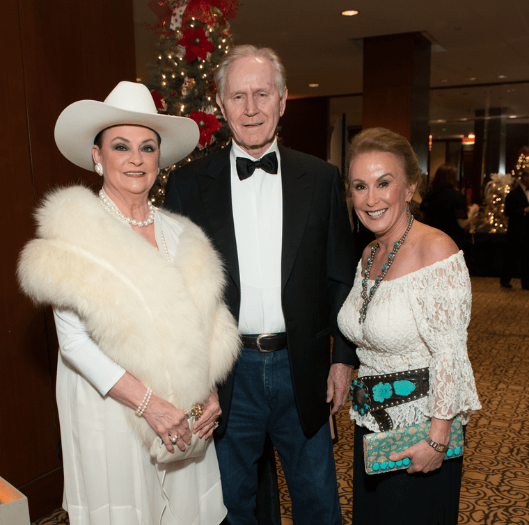 News, Shelby, Trees of Hope, Nov. 2015, Sheila Partin, Larry Hill, Suzy Hill