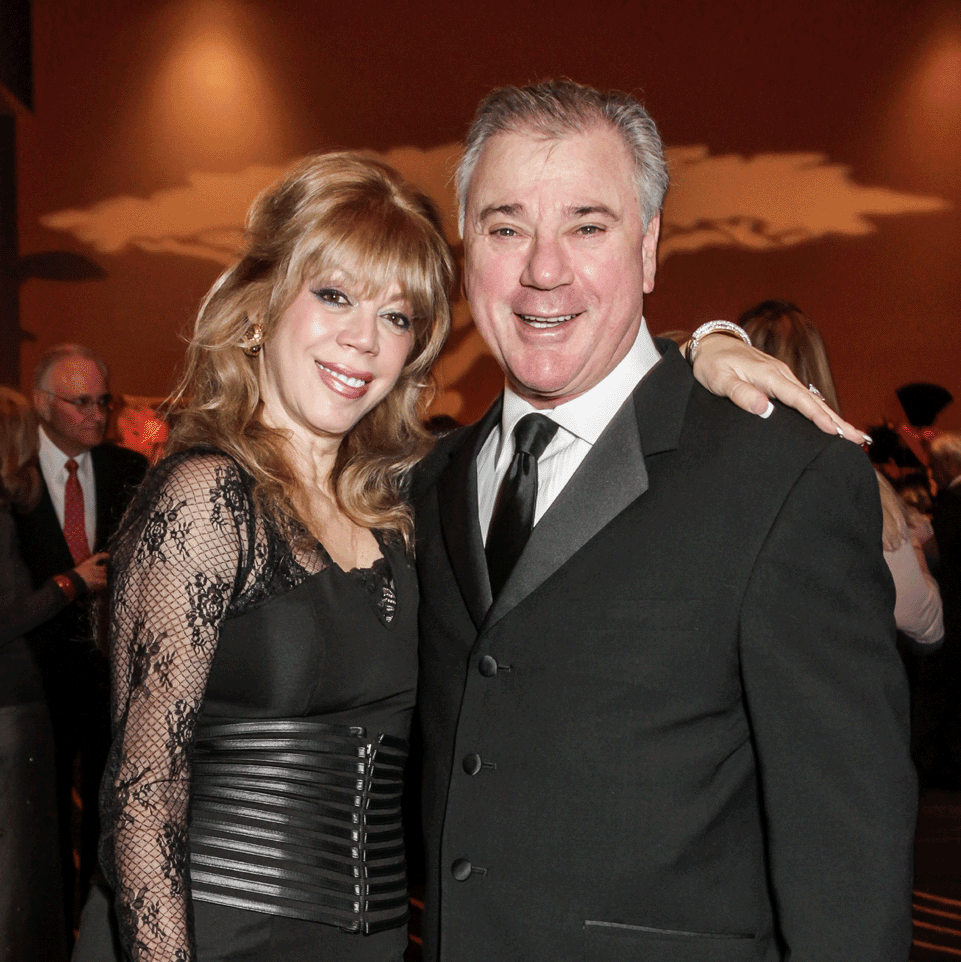 CAP Gala Cathy Marion, Jesse Marion