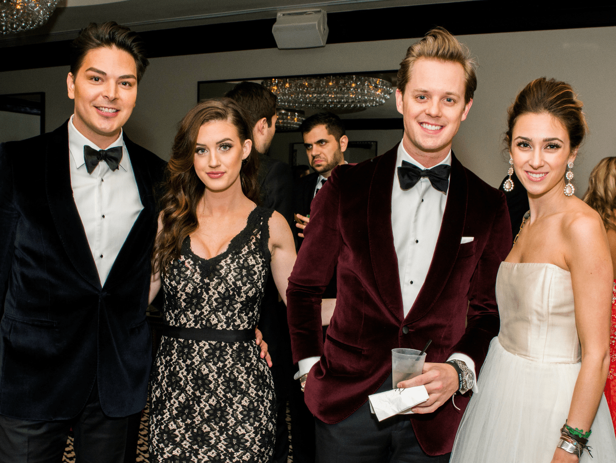 Dallas Autumn Ball 2015