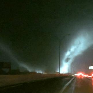 Tornado, Rowlett