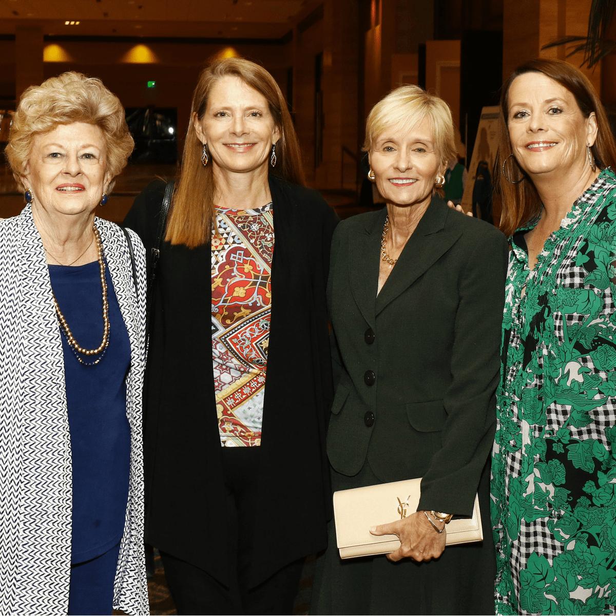 Sally Hoglund, Shelly Dee, Carol Seay, Kristy Robinson
