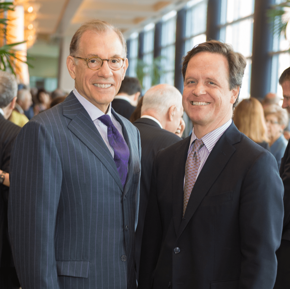 News, Shelby, Holocaust museum luncheon, Nov. 2015, Gary Tinterow, Christopher Gardner