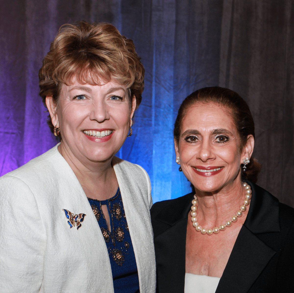 News, Shelby, Holocaust museum luncheon, Nov. 2015, Kelly Zuniga, Gail Klein