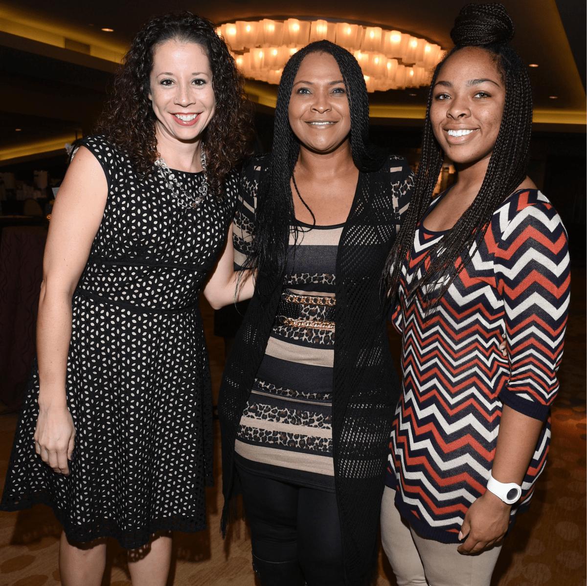Jennipher Rice, Deborah Henry, Reagan Winfield