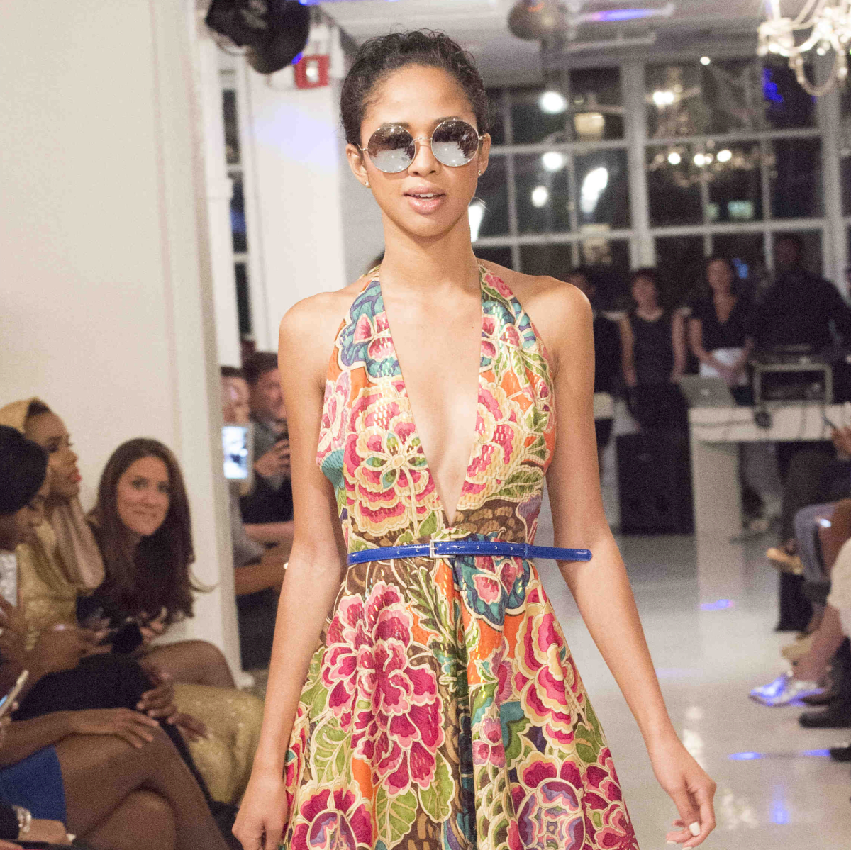 Cesar Galindo spring 2016 collection
