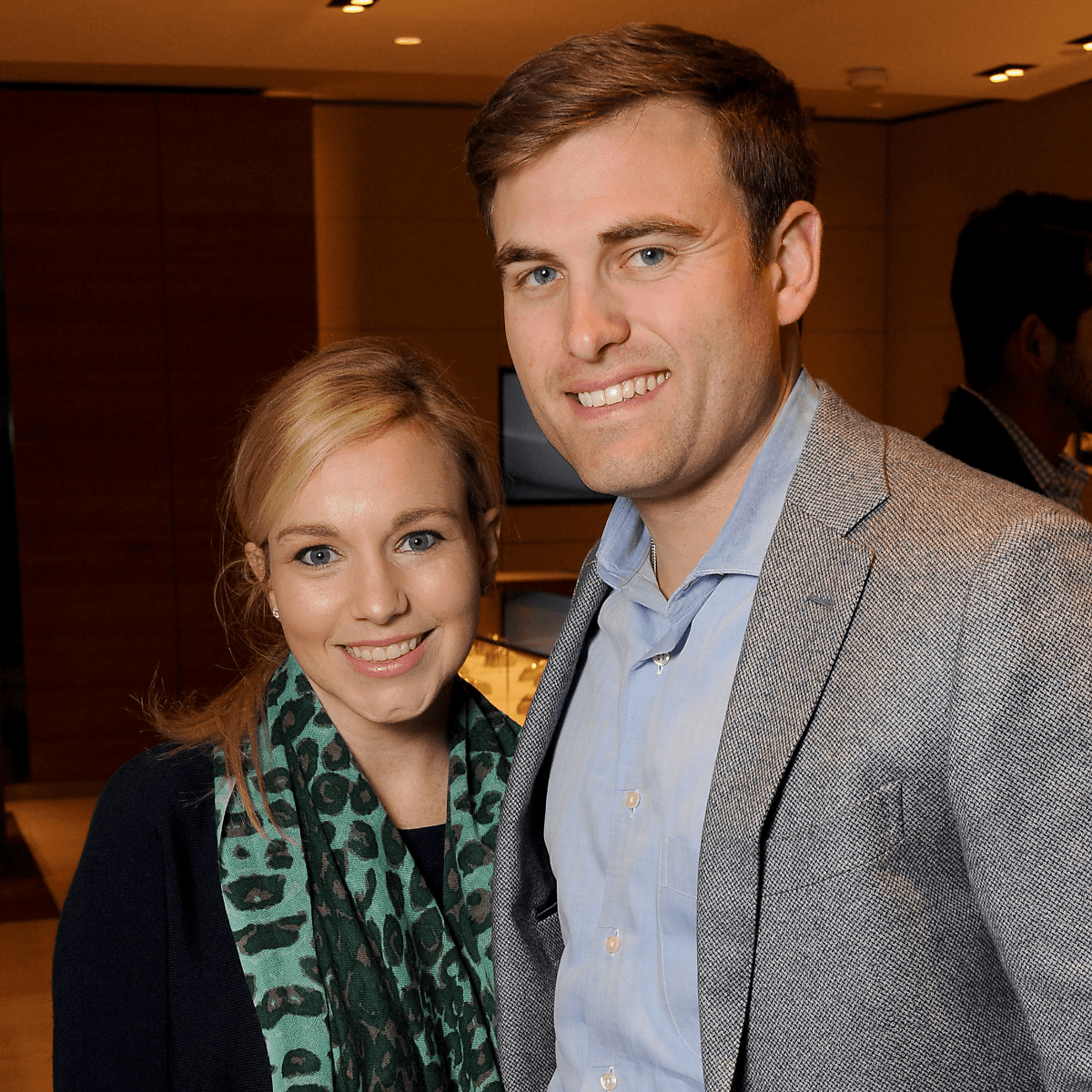 Houston, Project 88 kick-off party, October 2015, Stacy and Jason Johnson