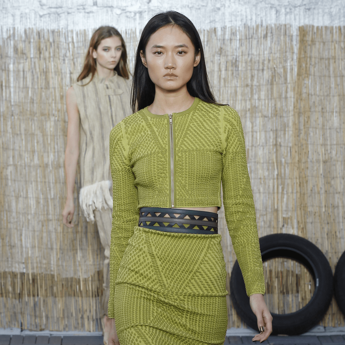 Sophie Theallet spring 2016 collection Look 13