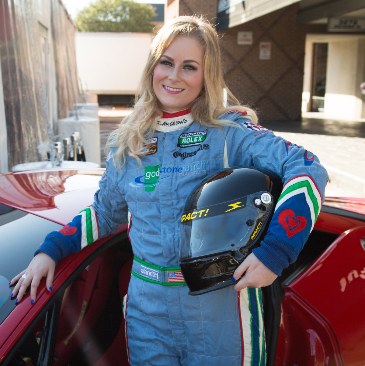 Houston, Mica Mosbacher Racing Forward event, October 2015, Ally Babineaux
