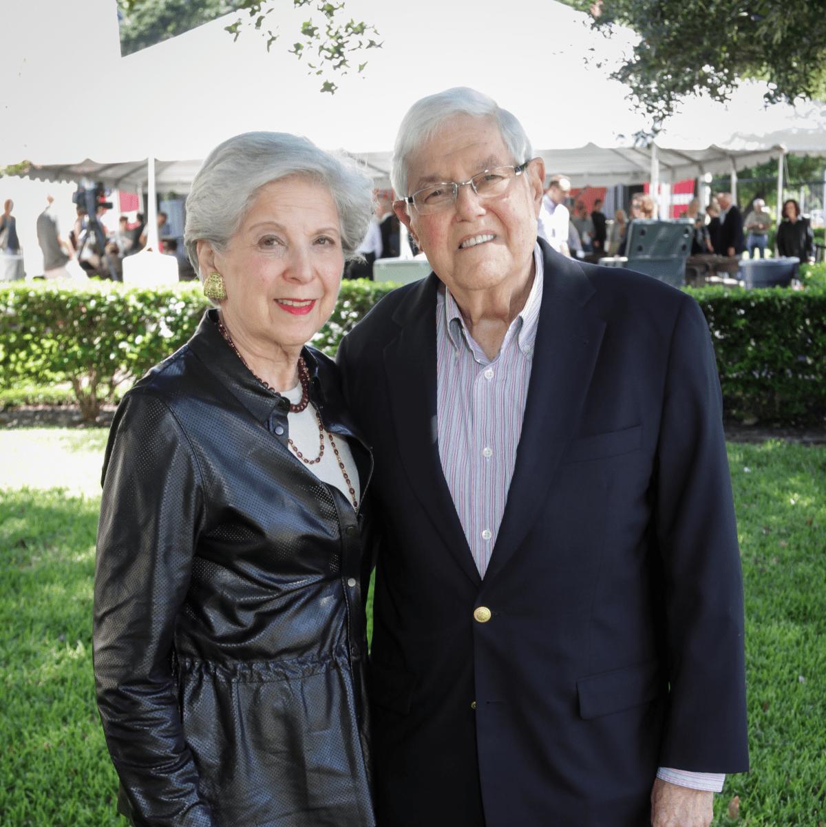 Holocaust Museum Houston Joan and Marvin Kaplan