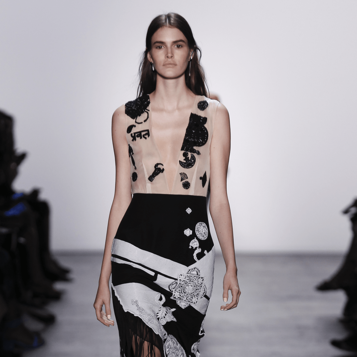 Prabal Gurung spring 2016 collection Look 29