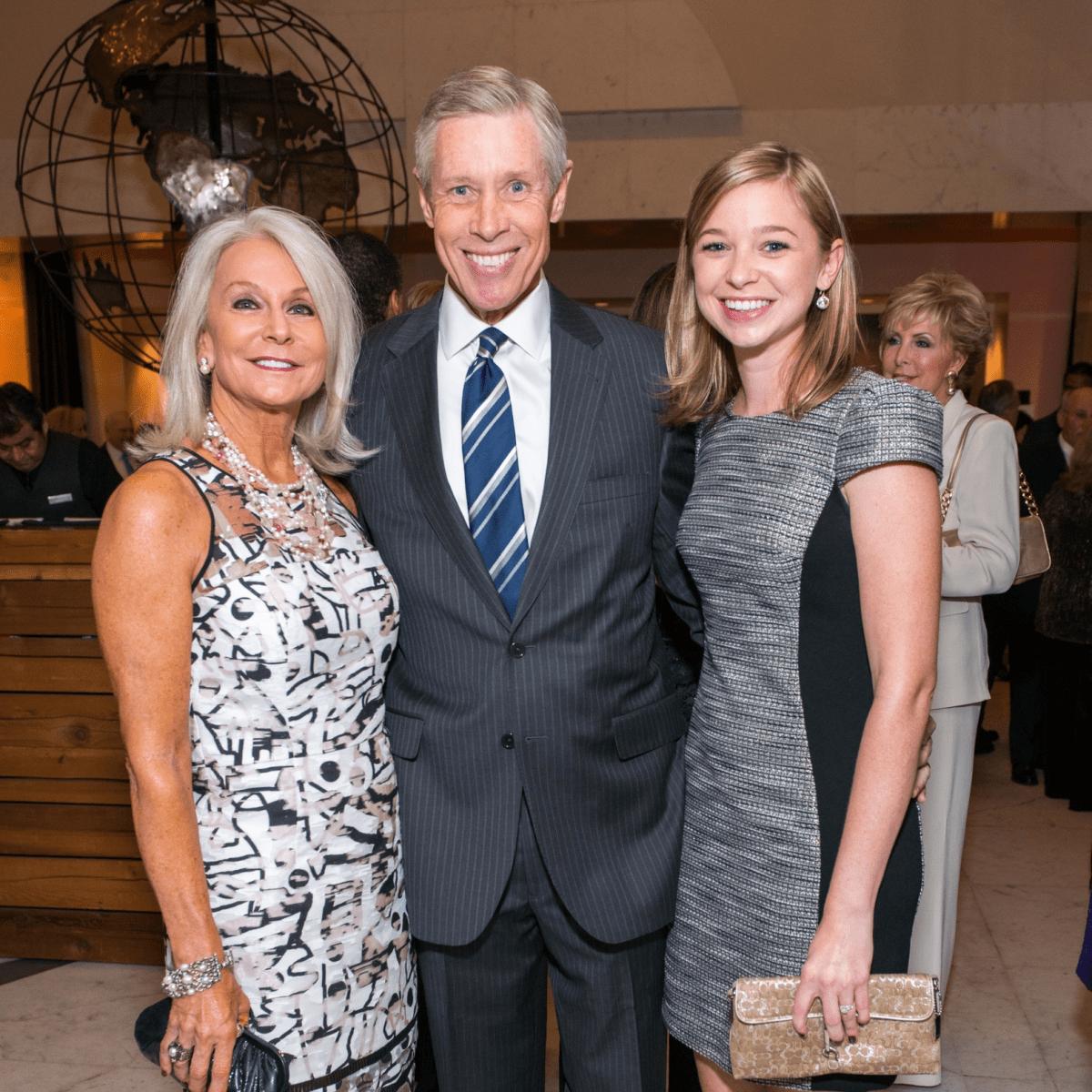 Medical Bridges 2015 Nancy and Steve Beasley, Kate Brock