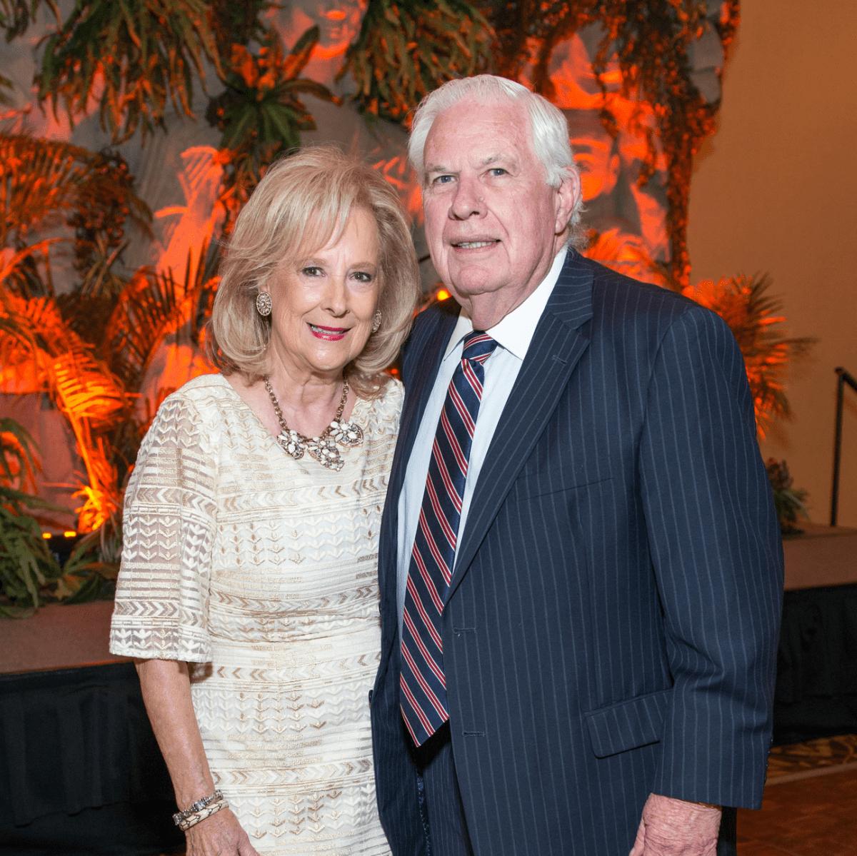 Medical Bridges 2015 Mary Ann and David McKeithan