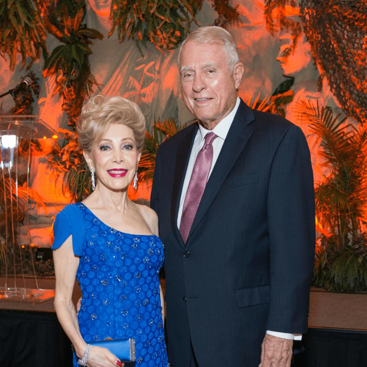 Medical Bridges 2015 Margaret and Jim Daniel