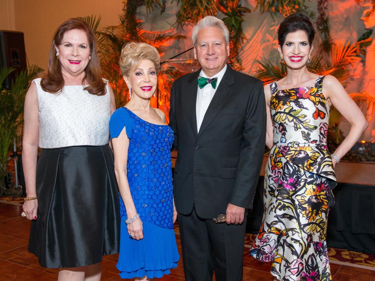Medical Bridges 2015 Barbara Van Postman, Margaret Williams, Michael Ascoli, Kelli Cohen Fein