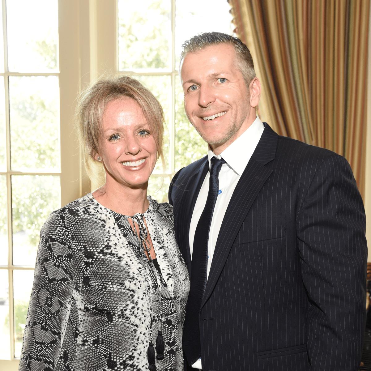 Assistance League Luncheon 2015 Julie Grayum and Gordon Rentzsch