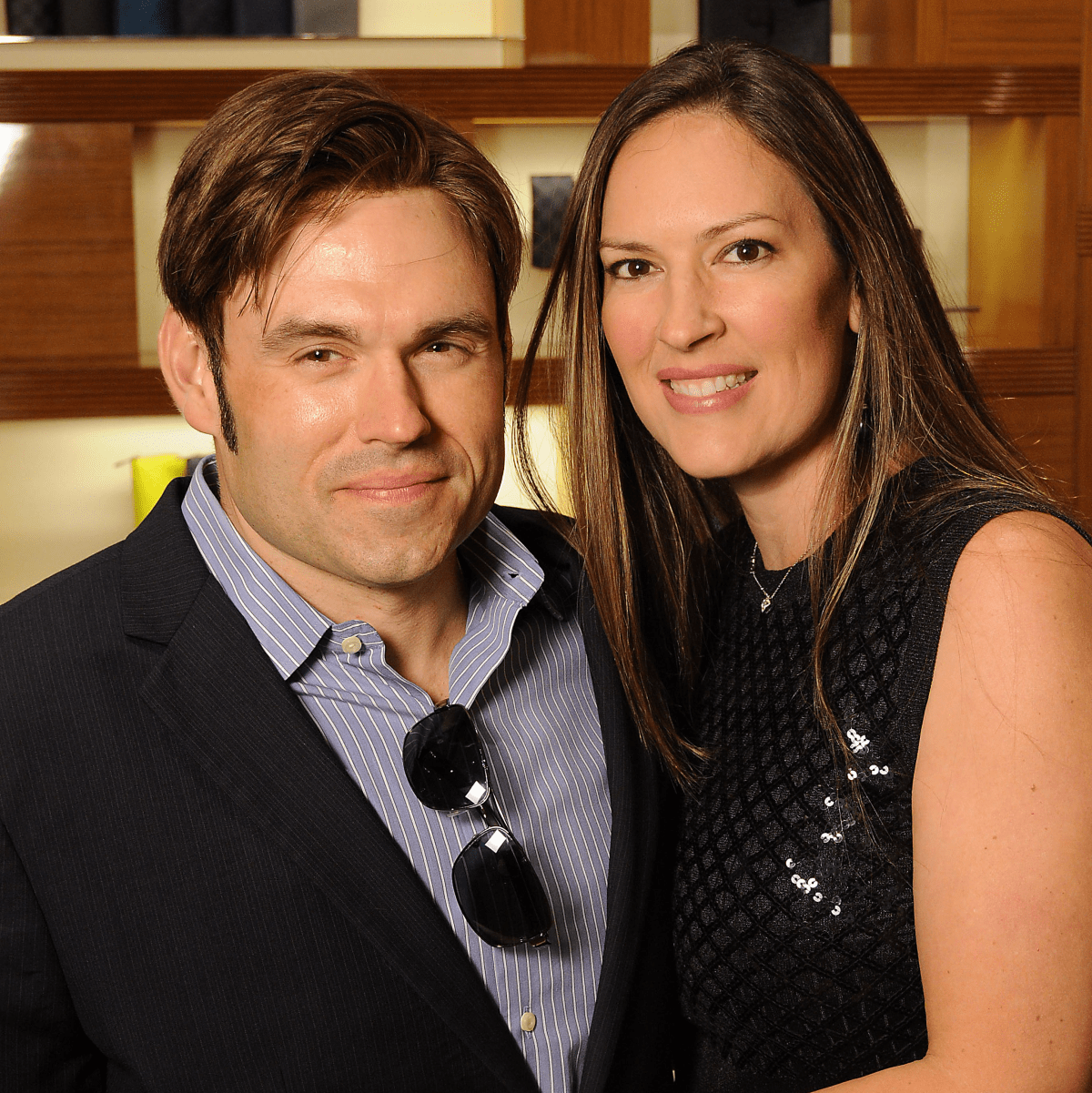 Houston, Louis Vuitton Alley Theatre Salute, September 2015, Richard and Jessica Williams