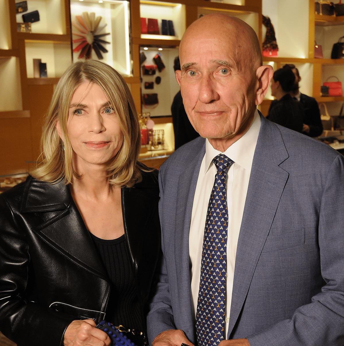 Houston, Louis Vuitton Alley Theatre Salute, September 2015, Marsha and John Beeson