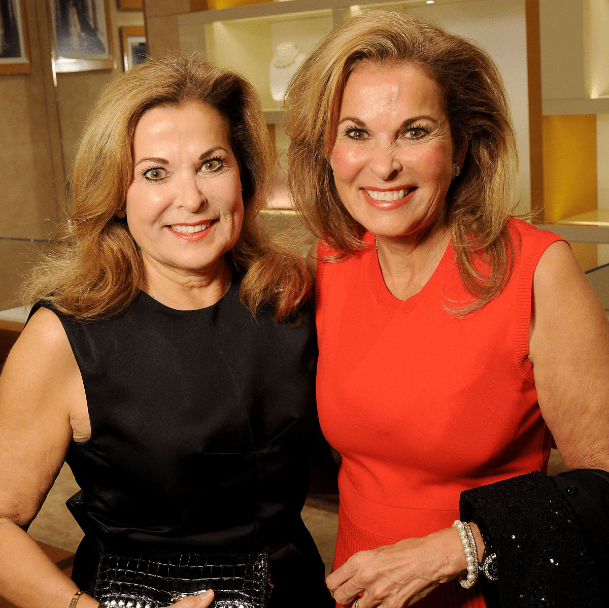 Houston, Louis Vuitton Alley Theatre Salute, September 2015, Frances Jones, Florence Rutherford
