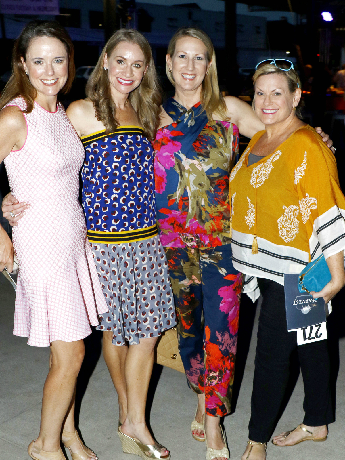 Jana Paul, Maggie Kipp, Lisa Singleton, Jennifer LeLash