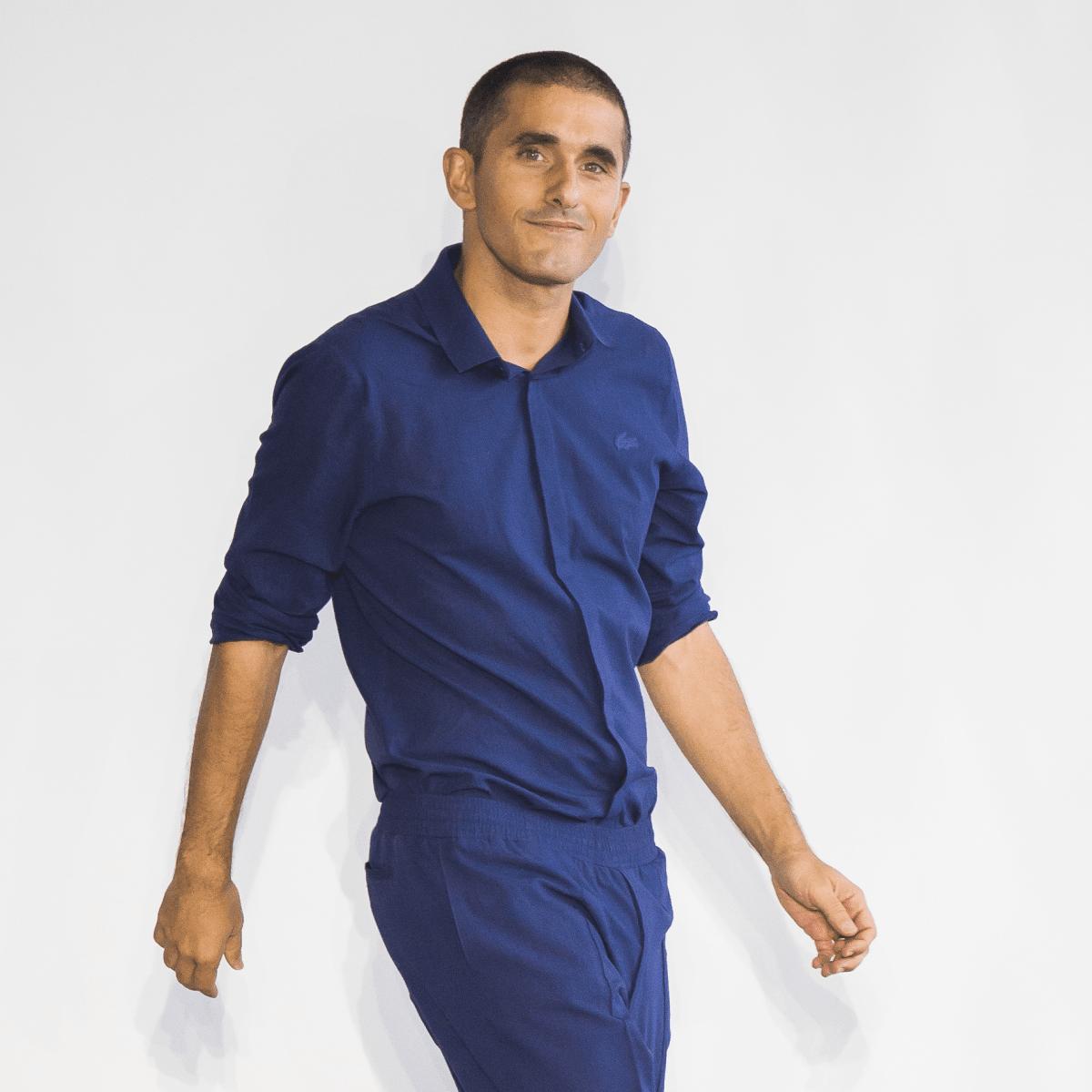 Lacoste creative director Felipe Oliveira Baptista,