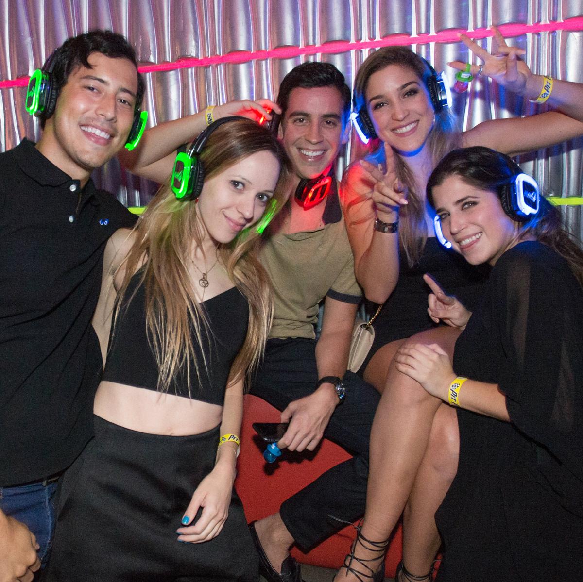 Horacio Moros, Eugenia Garza, Roberto Quiroz Mata, Ana Herrera, Dany Herrera
