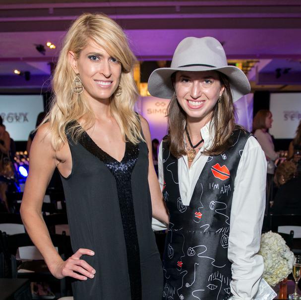 Houston, Vogue Simon Fashion Show, September 2015, Kendall Hanno, Tamar Mendelssohn