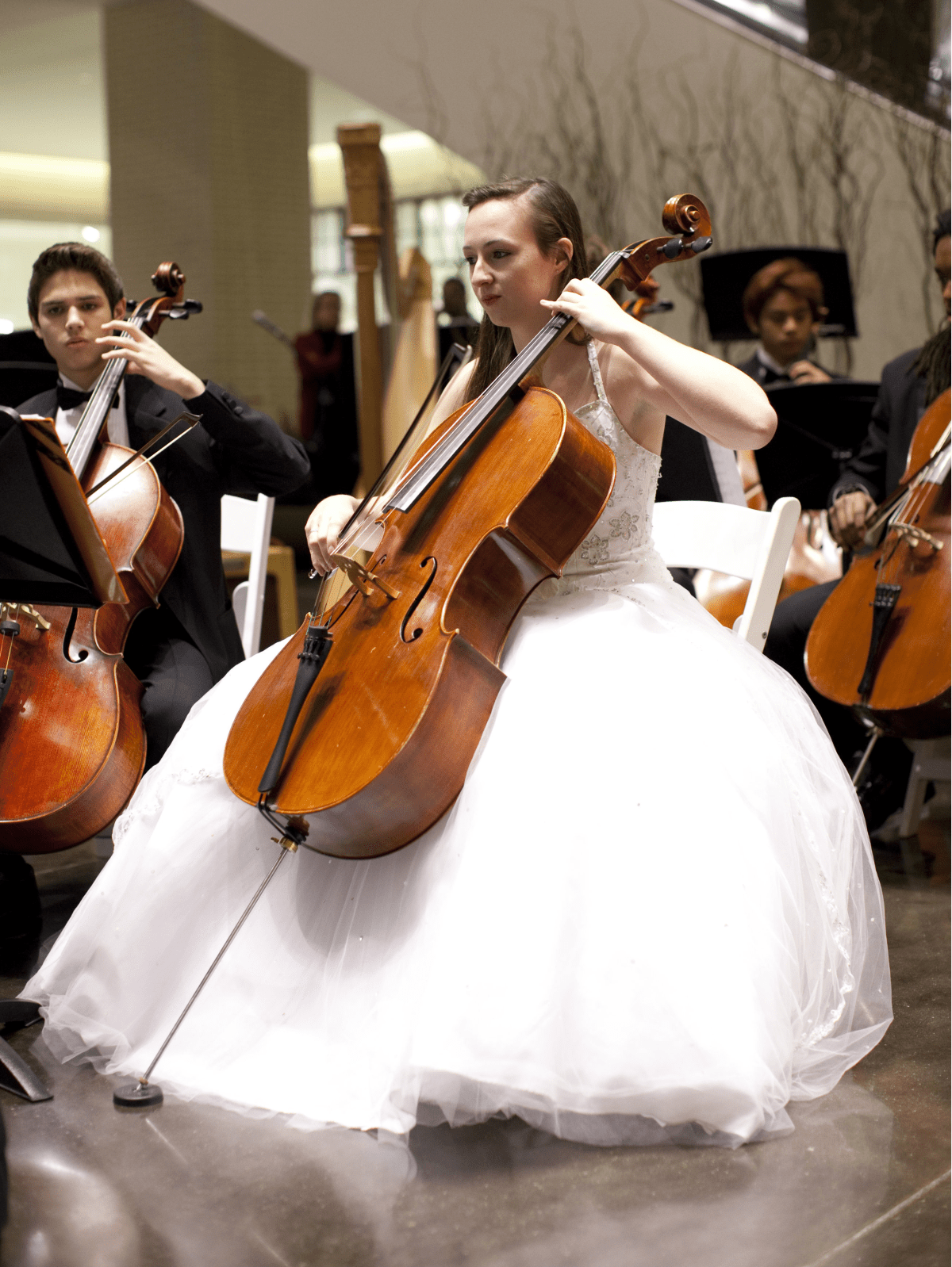 Booker T Washington Symphony