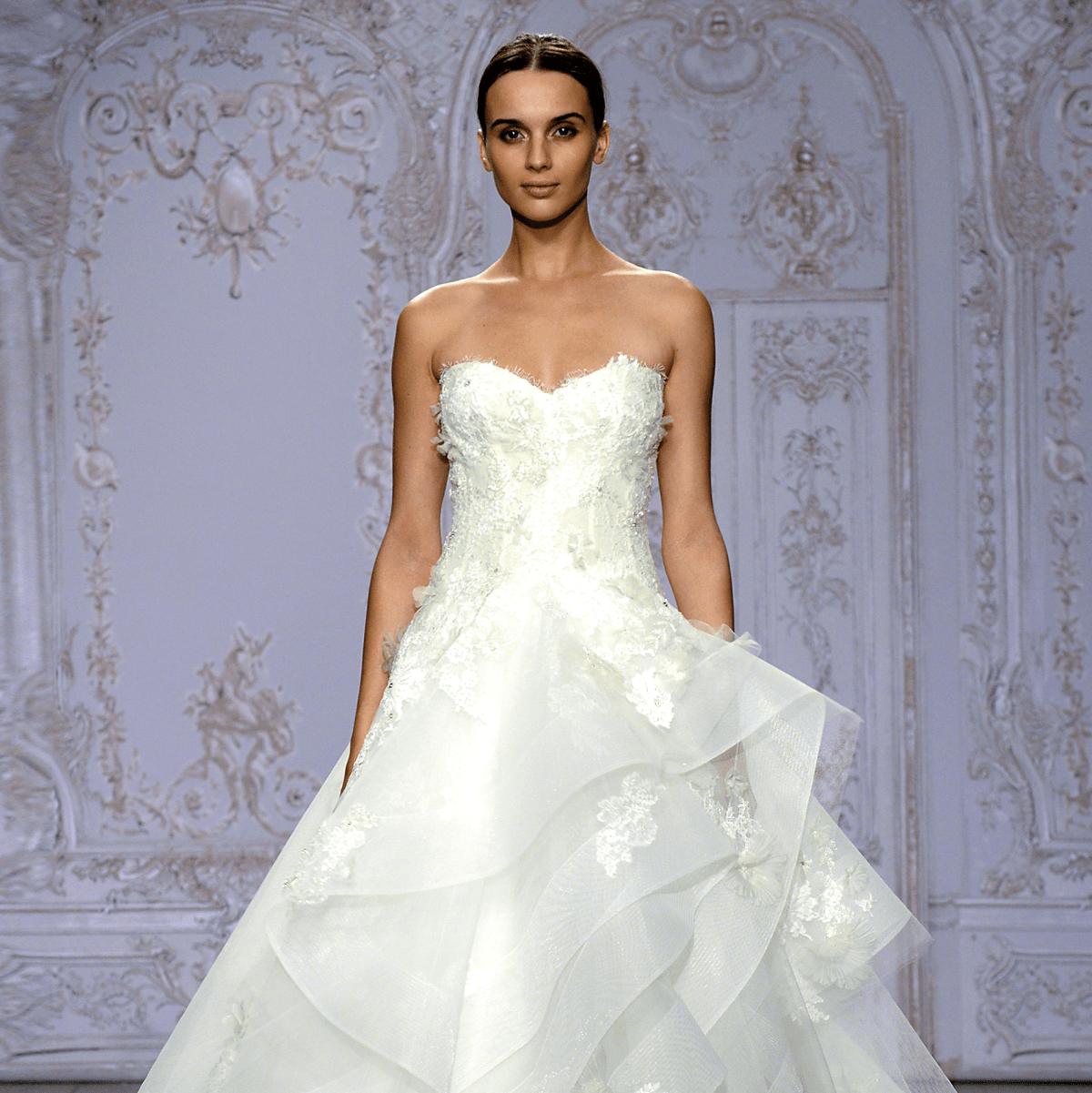 Houston, Joan Pillow, August 2015, wedding gown