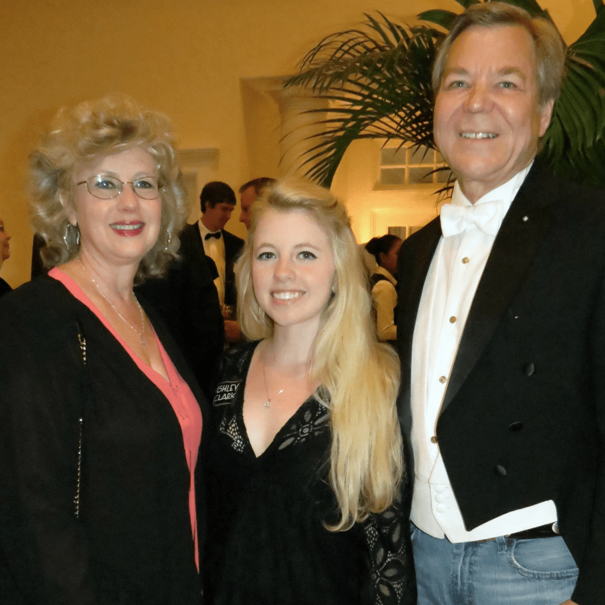 Kimberly Clark, Ashley Clark, Bob Clark