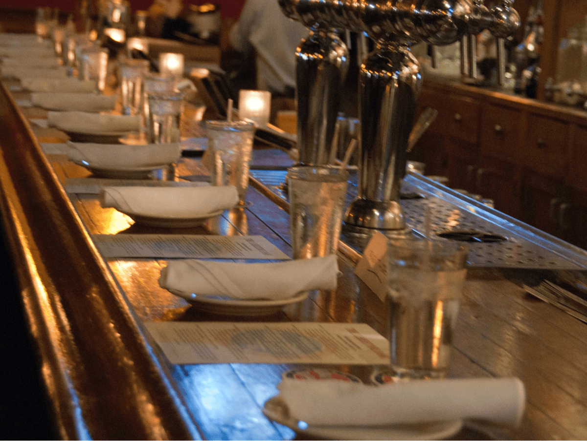 The Libertine Bar in Dallas