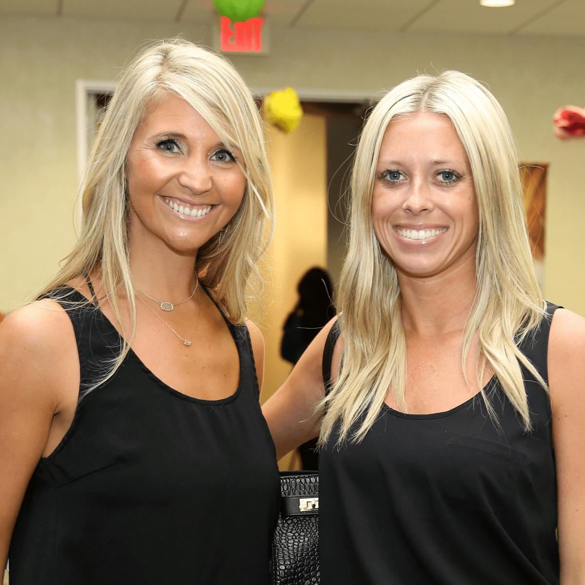 WOW Membership Fiesta 2015 Whitney Cameron, Abby Frizzelle