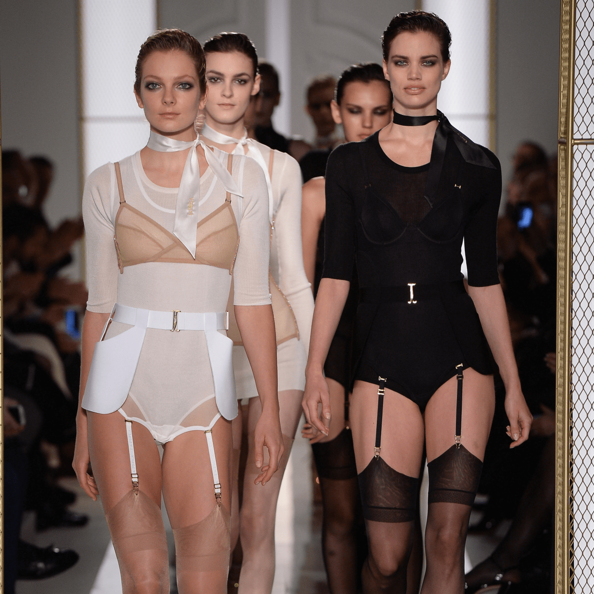 La Perla Atelier collection at Paris Couture shows