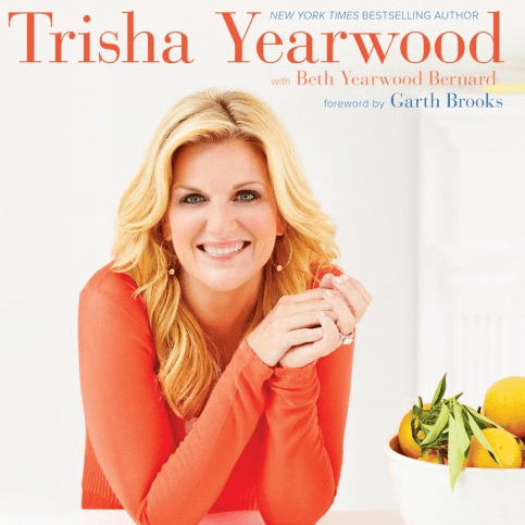 Trisha Yearwood new cookbook Trisha's Table