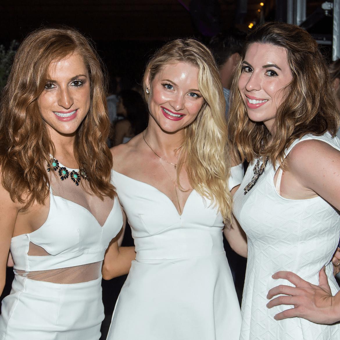 Krystal Houle, Jessica Tigert, Stephanie Gerber