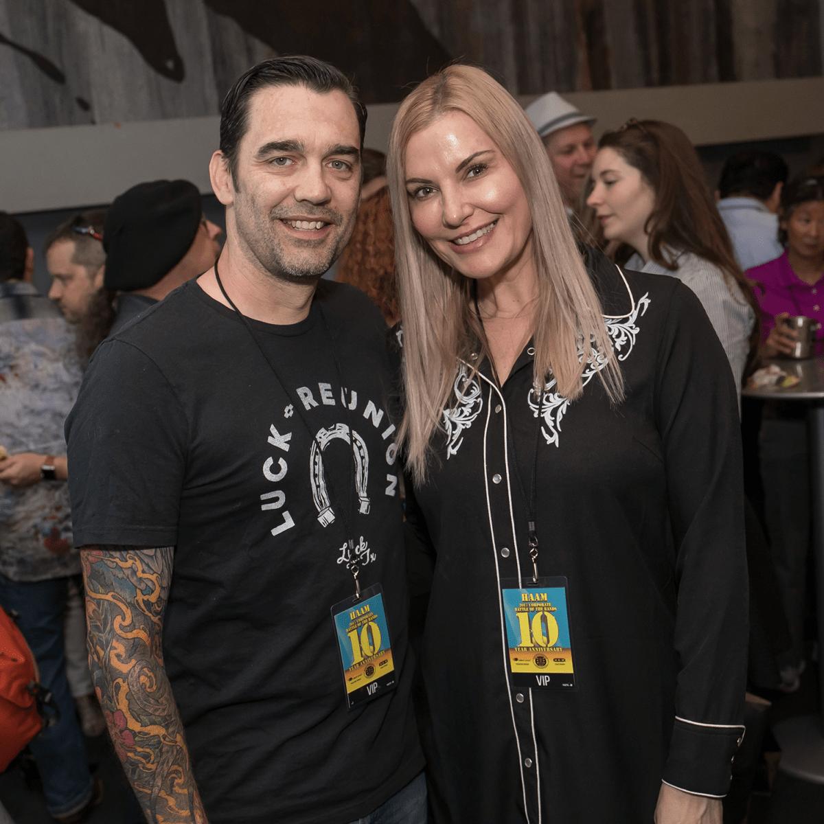 HAAM Corporate Battle of the Bands 2017 Stone Slade Kristin Gunn