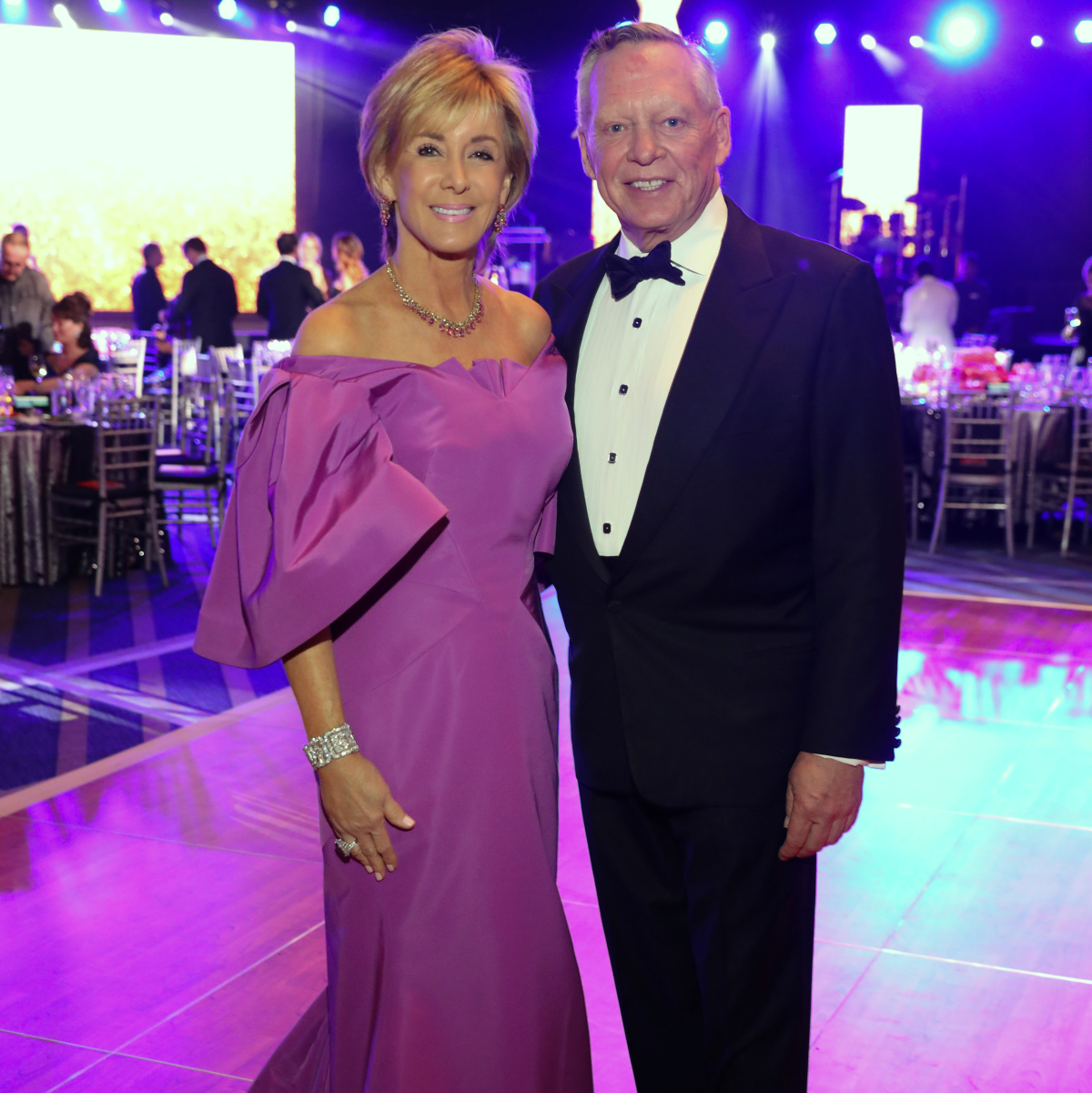 Houston, Houston Symphony Ball, May 2017, Sheridan Williams, Richard Flowers