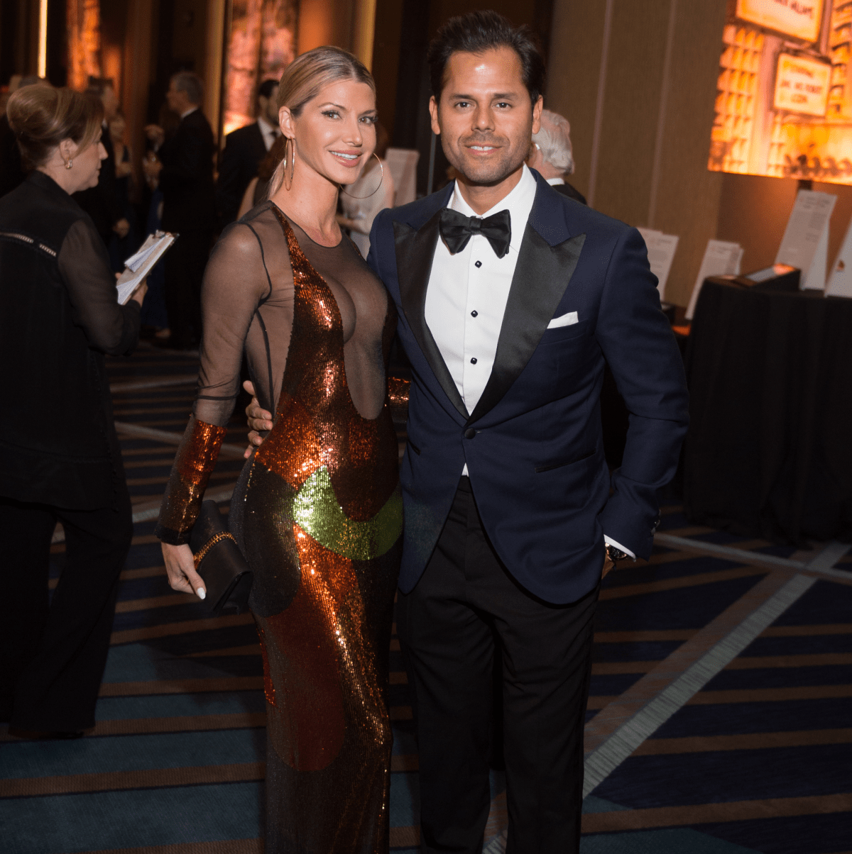 Houston, Houston Symphony Ball, May 2017, Stefanie Elias, Manolo Elias
