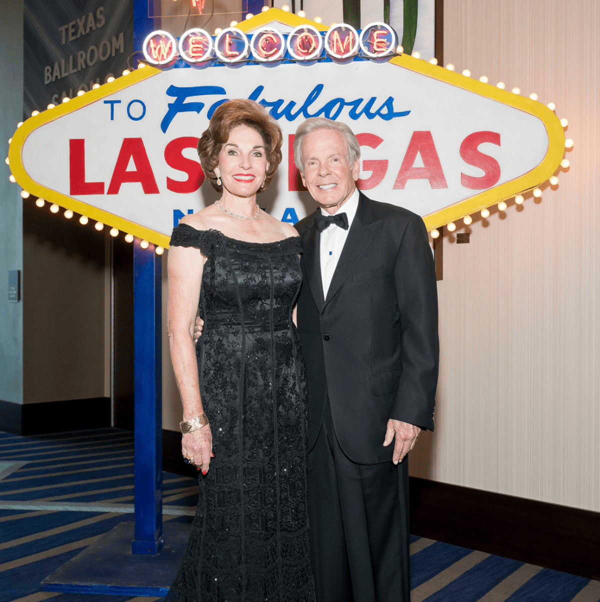 Houston, Houston Symphony Ball, May 2017, Sherry and Jim Smith