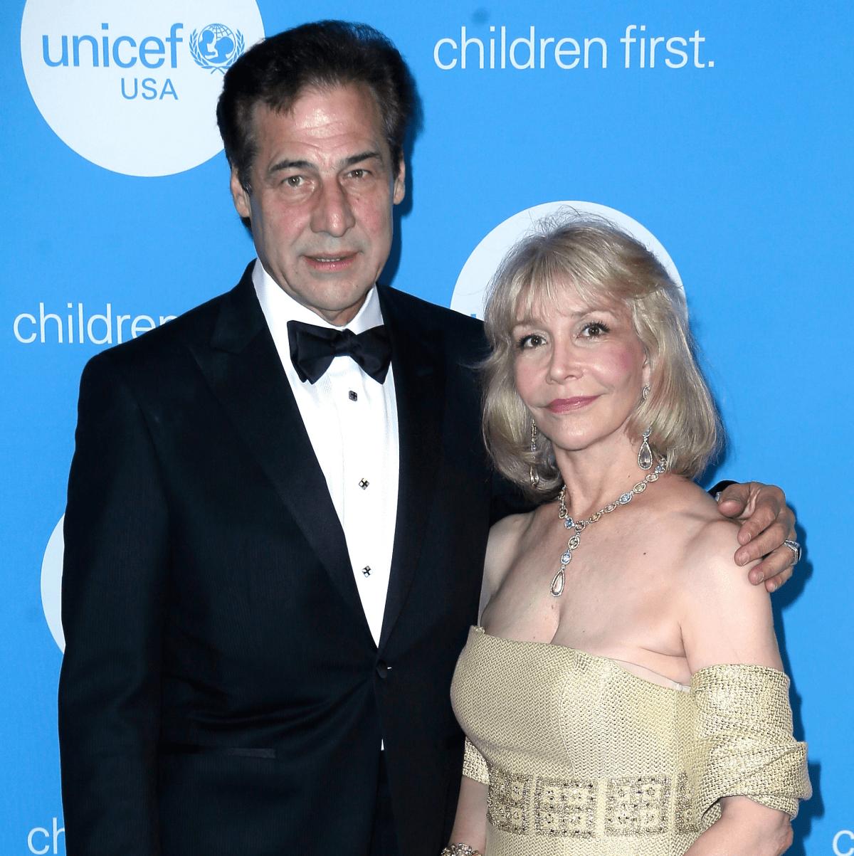 Houston, UNICEF Audrey Hepburn Society Ball, May 2017, Dan Boggio, Susan Boggio