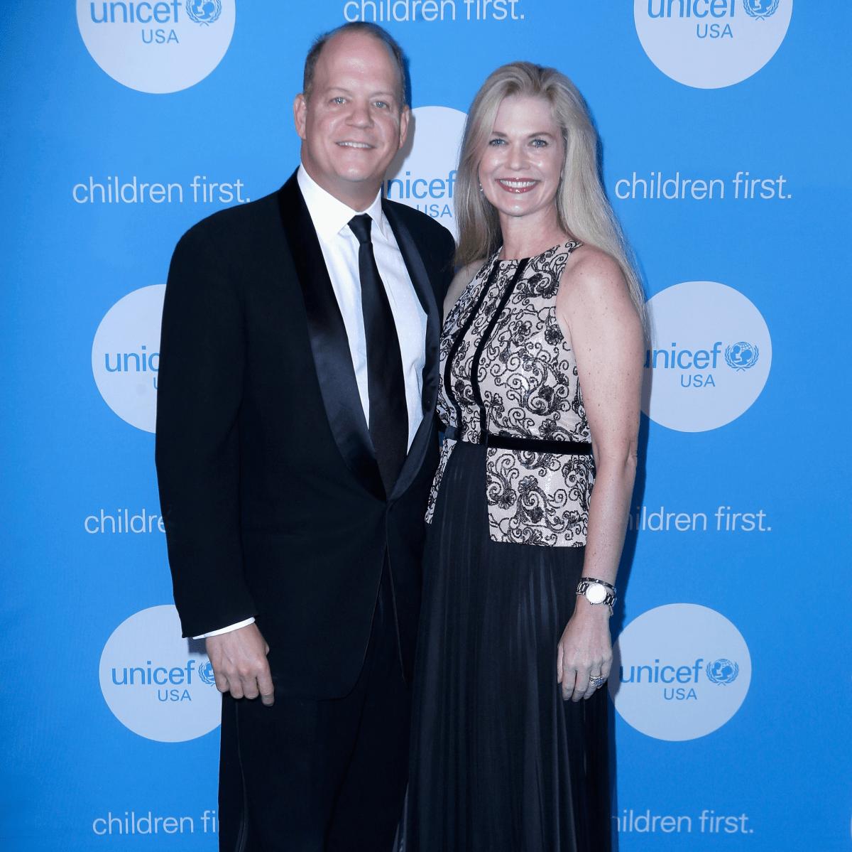 Houston, UNICEF Audrey Hepburn Society Ball, May 2017, Rob Pierce, Amy Pierce