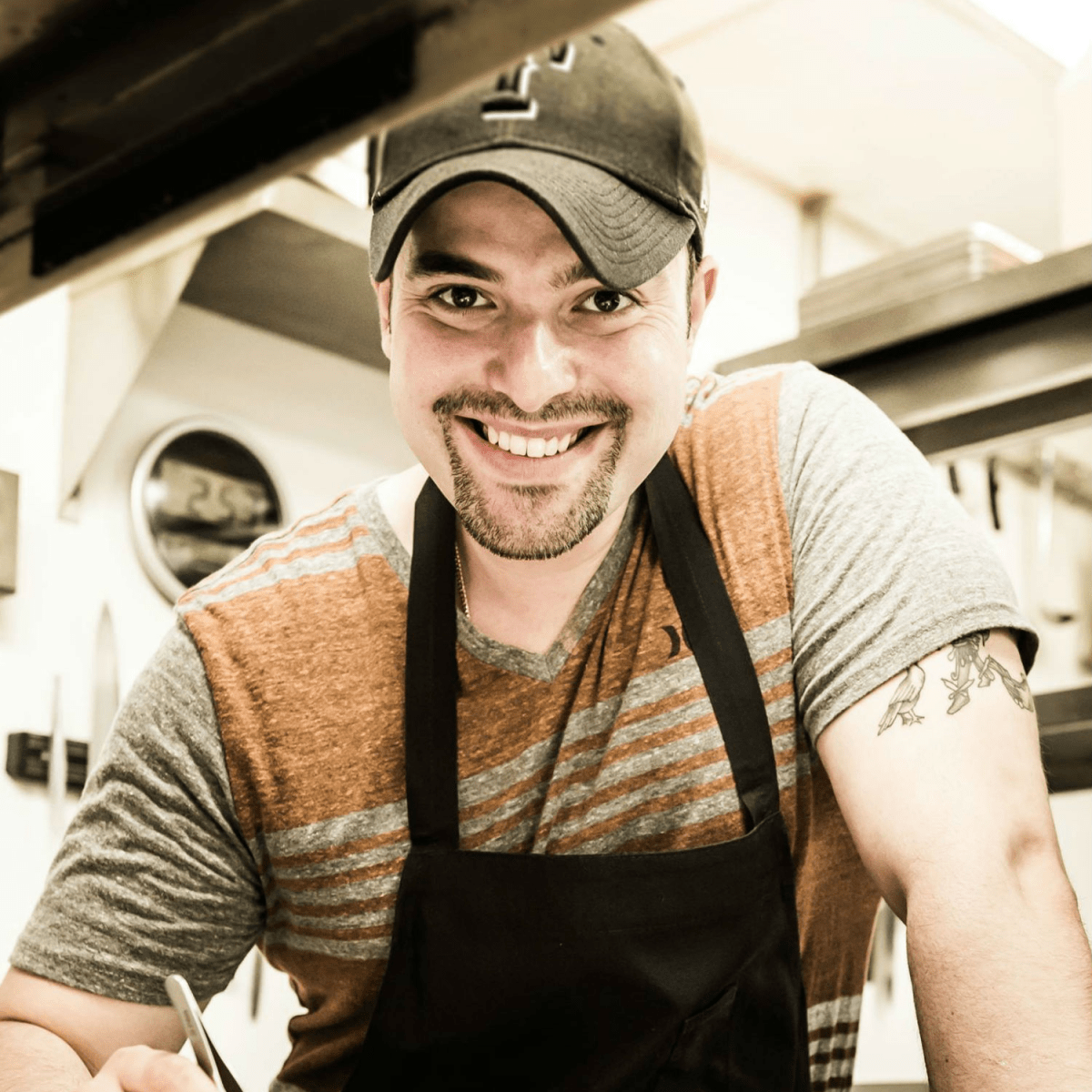 Omar Flores of Casa Rubia in Dallas
