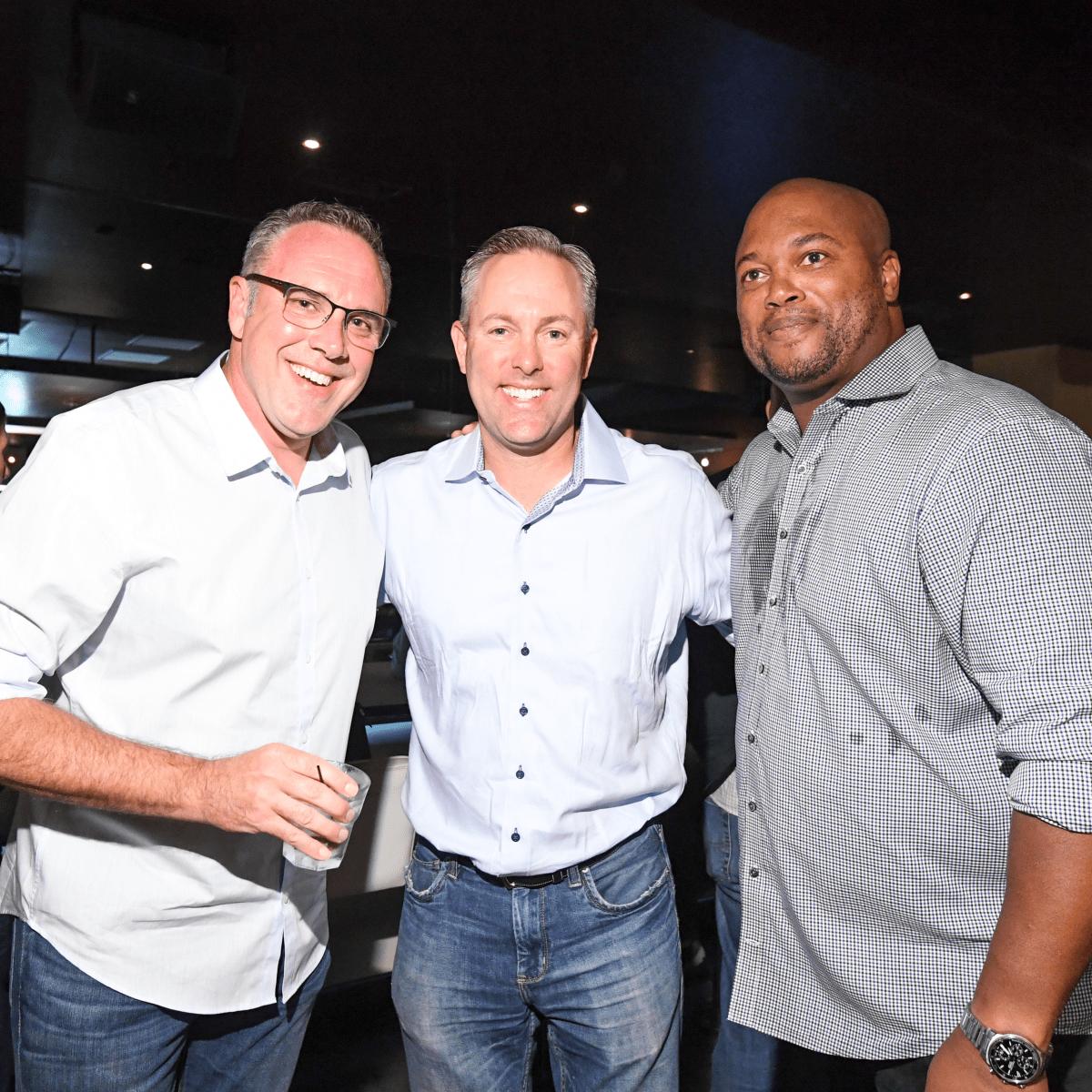 Houston, George Spring Bowling Event, June 2016, Lance Zierlein, Reid Ryan, Kenny Felder